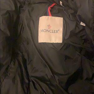 Size 8 girls moncler coat